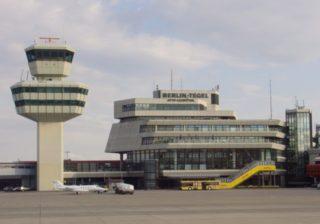 TXL: Tower and Hauptgebäude