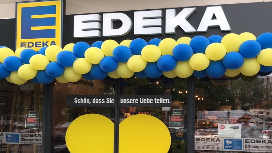 EDEKA-Mark Danckelmannstraße
