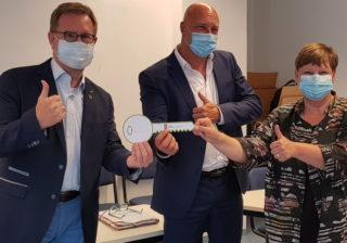 Charlottenburg-Wilmersdorf übergibt Netzbetrieb an das IDTZ
