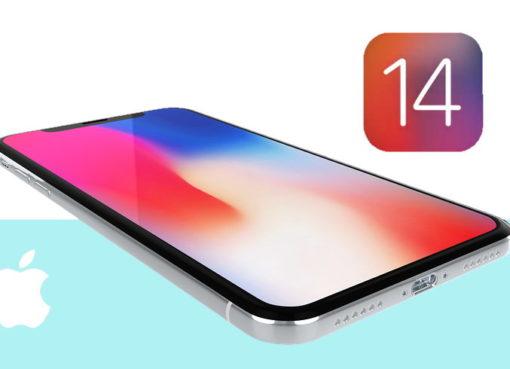 Apple Betriebssystem iOS14