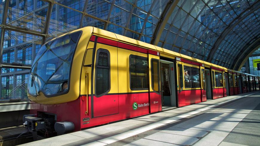 S-Bahn der Baureihe 481