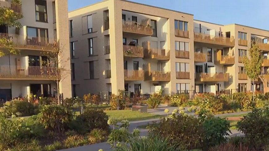 Clouth-Siedlung in Köln-Nippes