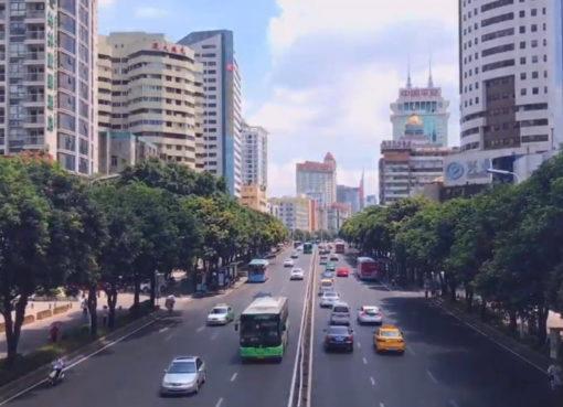 Fuzhou in Fujian