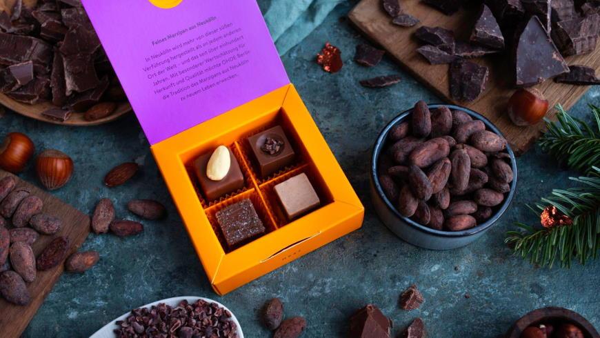 Preussische Kakaospezialitäten von OHDE