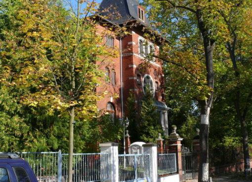 Wissmannstraße in Grunewald