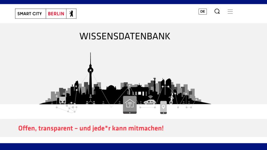 Smart City-Strategie Berlin