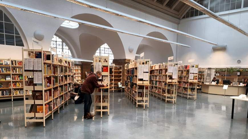Heinrich-Schulz-Bibliothek