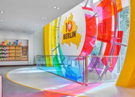 Siebter und größter M&M'S Store der Welt nun am Ku'damm
